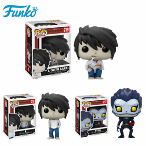 Funko-POP-Death-Note-RYUK-L-Action-Figure-Toys