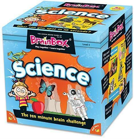 GRE90046 Cerveau Science 55 cartes