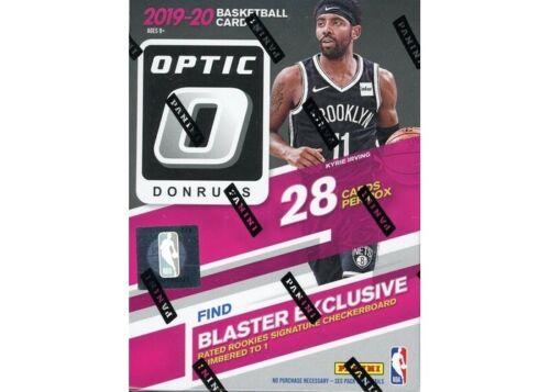 2019//20 Panini Donruss óptica Blaster CAJA SELLADA NBA Baloncesto Trading Cards