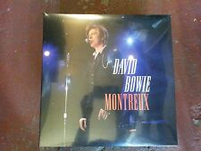 David Bowie - Montreux - 4 lp set - NEW & SEALED