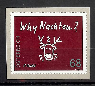 "Österreich 3242 Österreich 2015 "" Why Nachten "" 68 Cent Sk ** Beneficial To Essential Medulla"