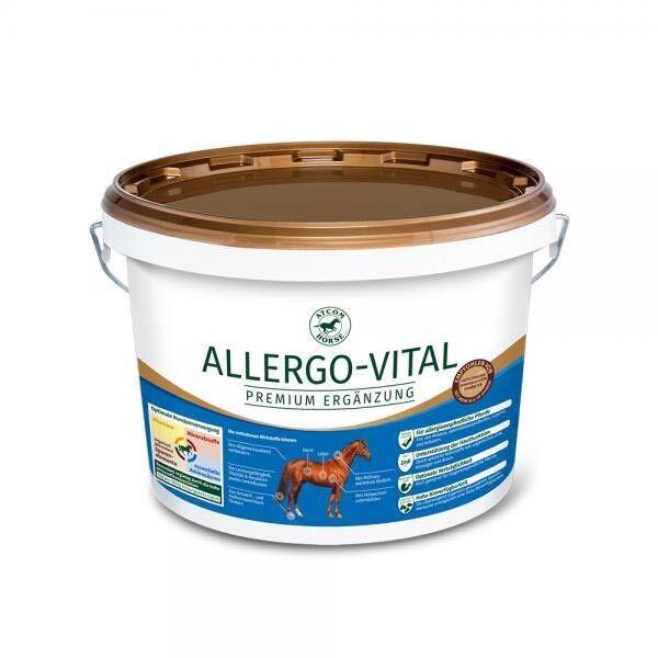Atcom Horse Allergo /1kg) Vital 10kg Pferdefutter ( /1kg) Allergo 27be3d