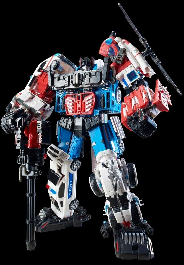 Special offer NEW TFC Toy Transformers Prometheus Defensor Figure In Stock