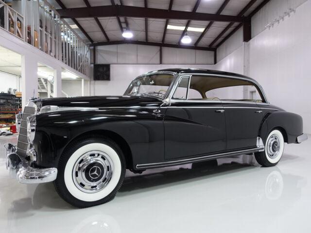 1960 Mercedes-Benz 300-Series 300d Adenauer, 47,940 actual miles