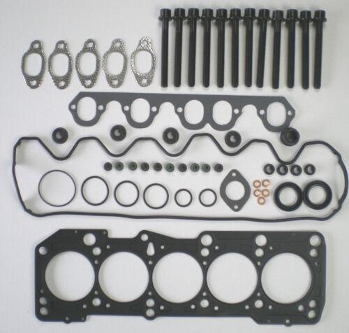 FOR MK4 VW TRANSPORTER T4 LT VAN CARAVELLE 2.5 TDi HEAD GASKET SET HEAD BOLTS