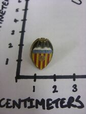 90's/2000's Valencia - Butterfly/Pinch Pin Fitting'  Enamel Badge. This type of