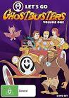 Let's Go Ghostbusters : Vol 1 (DVD, 2016, 4-Disc Set)