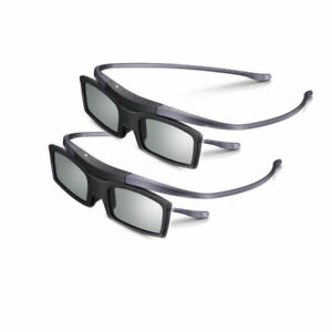 2PC-4K-HD-UHD-SUHD-3D-Active-TV-Glasses-SSG-5150GB-SSG-5100GB-For-Samsung-TV