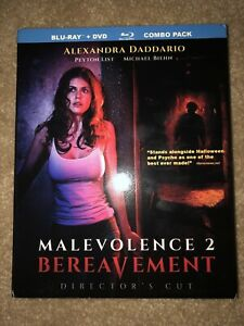 Malevolence-2-Bereavement-New-Blu-ray-With-DVD-2-Pack