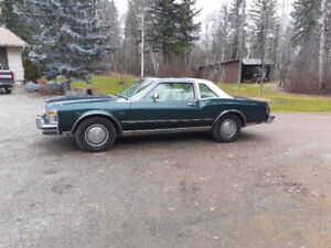 1978 Chrysler Le Baron