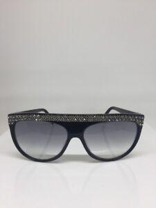 New-Vintage-Stendhal-Venezia-S9-Sunglasses-Retro-with-Swarovski-Crystals-Paris