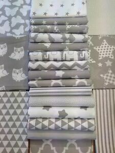 GREY-FABRICS-100-COTTON-BEAUTIFUL-BEST-QUALITY-WIDE-width-various-patterns