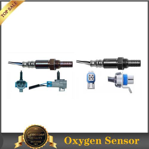 Up/&Downstream-Denso Oxygen Sensor 2PCS For 2006 Hummer H3 3.5L