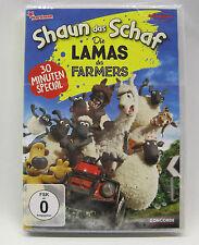 Shaun das Schaf 18 -- Die Lamas des Farmers (2016) -- OVP -- NEU