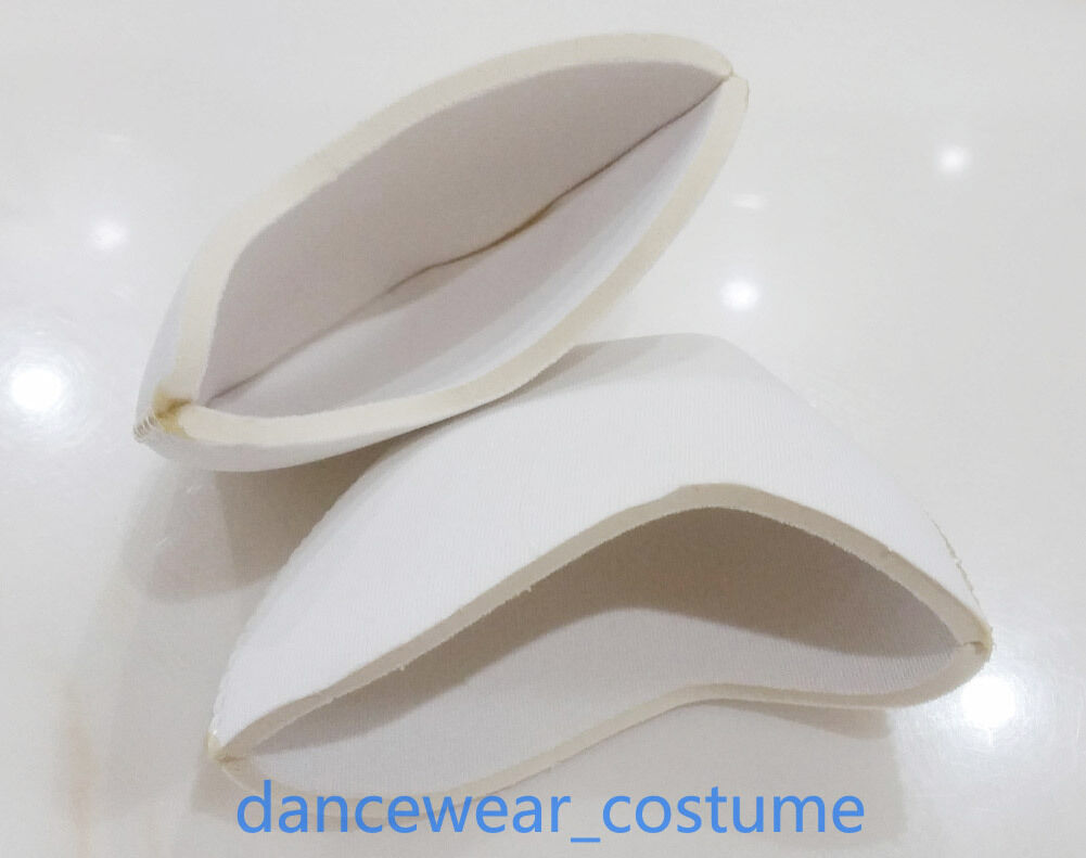 Professional Foam Rubber Toe Pads Ladies Girls Ballet Pointe Shoes Protection 1P