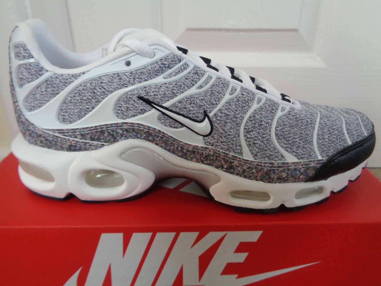 2Nike Air max plus SE wmns trainers sneaker 862201 100 uk 4.5 eu 38 us 7 NEW+BOX