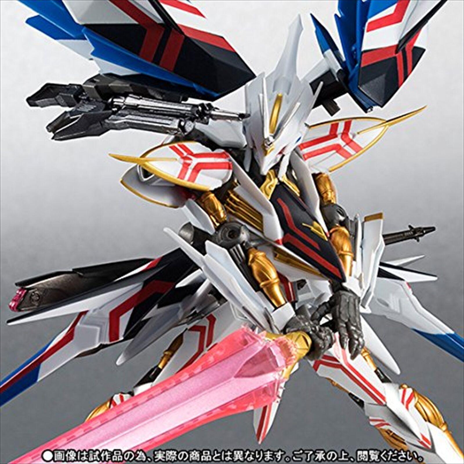 Bandai Robot Spirits lado RM villkiss final batalla versión AcciónFigura Cross Ange