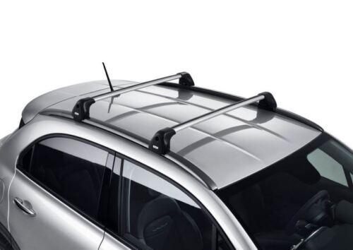 Genuine Fiat 500X Removable Lockable Roof Bars Rack  P//N 50927625