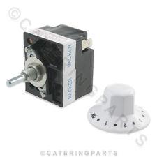 Ss02 Universal simmer-stat regulador de la energía de los controles de cocina Anillos Horno Gama