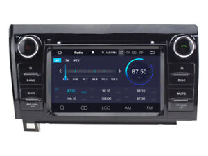 For Toyota Tundra 2007-2013// Sequoia Stereo GPS Navi Android 9.0 Car Player DSP