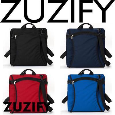 ZUZIFY Folding Stadium Seat with Shoulder Strap UZ0175