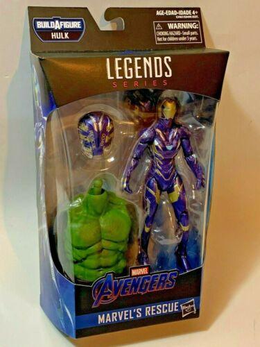 Figure BAF Hulk en stock Marvel Legends Avengers Issue Pepper Potts Rescue 6 in environ 15.24 cm