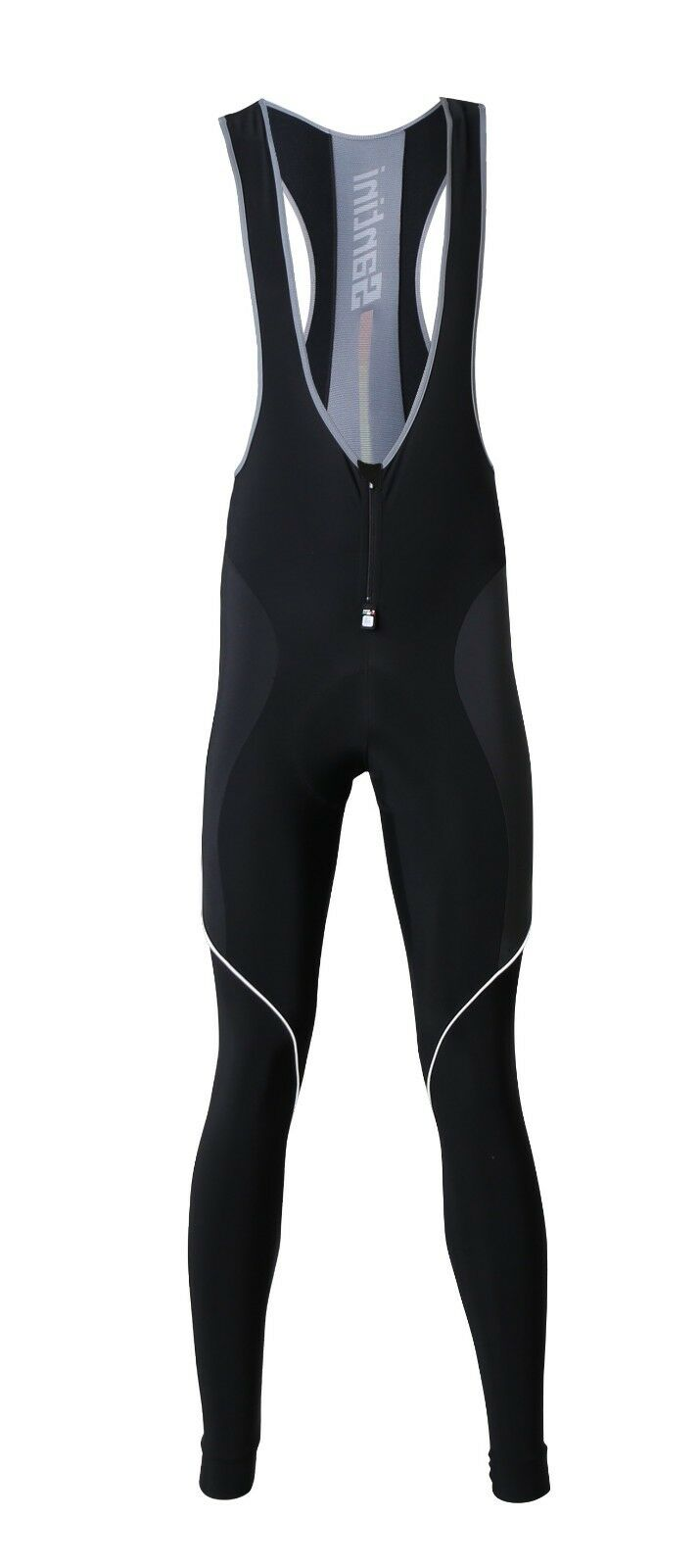 BeHot  Winter Cycling BIB Tights (GIT Chamois)- made in  by Santini