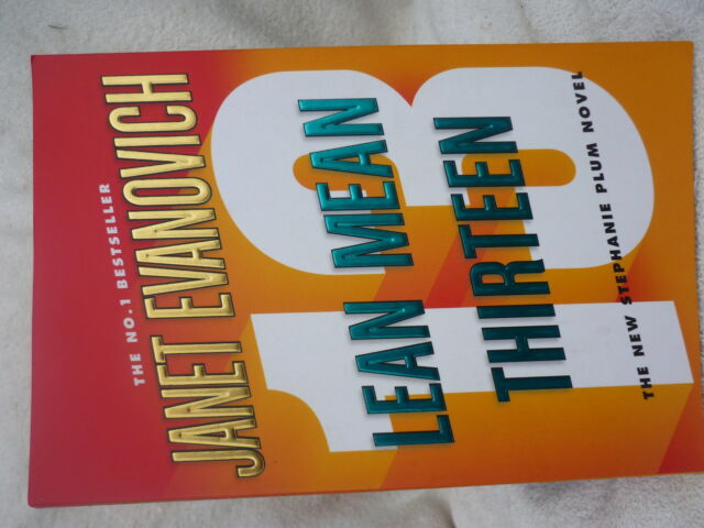 LEAN MEAN THIRTEEN JANET EVANOVICH P/B LGE