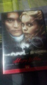 Ray Park (Headless Horseman / Darth Maul) Autographed Sleepy Hollow DVD Cover