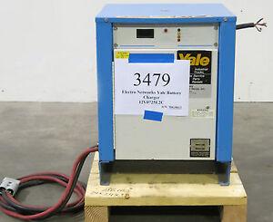 Electro-Networks-24VDC-150A-Motive-Power-Battery-Charger-Model-12V0725L2C
