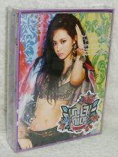 Girls' Generation Vol. 4 I Got a Boy Taiwan Ltd CD (YuRi Ver.) SNSD Yu Ri