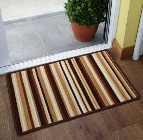 Non Slip Washable Door Mat Indoor Outdoor Utility Room Absorbent Bathroom Mats