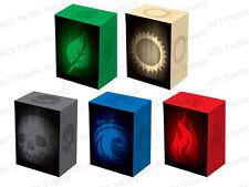 LEGION SUPPLIES SUPER ICONIC DECK BOX COMBO SKULL FIRE WATER LIFE SUN MTG Lot