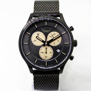 Gant-GTAD00200899I-Greenville-dunkel-grau-Chronograph-Armband-Uhr-Herren-NEU