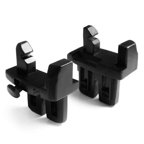 Hauck Adapter Babyschale Comfort Fix für Geschwisterwagen Duett 2 Black