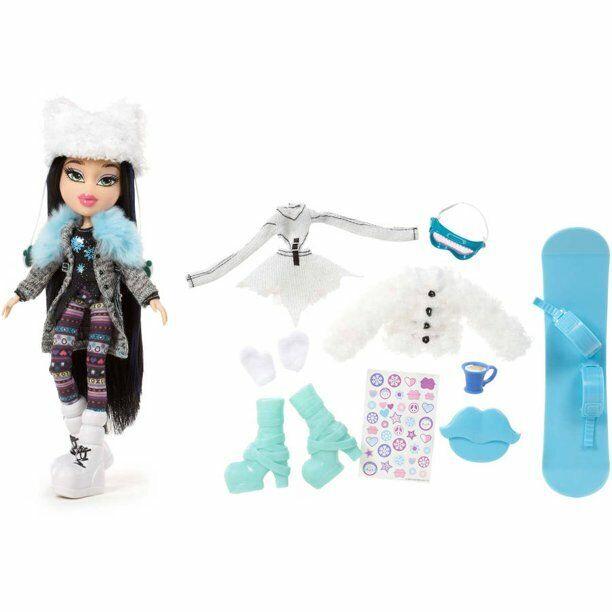 Bratz SnowKissed Doll, Jade & Accessories New in Original Box