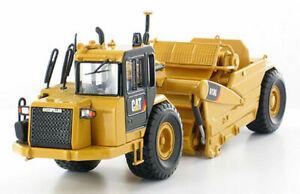 Norscot-Diecast-Tractor-1-50-Caterpillar-613G-Scraper-Model-CAT-Wheel-Toy-55235