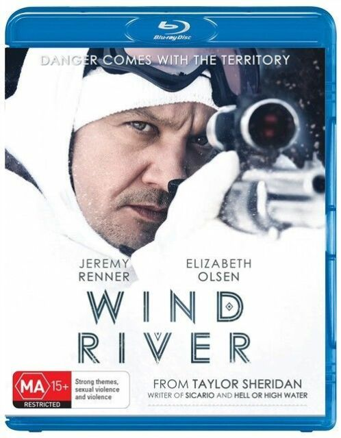 Wind River Blu-Ray : NEW