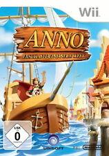 Anno-Erschaffe eine neue Welt für Wii