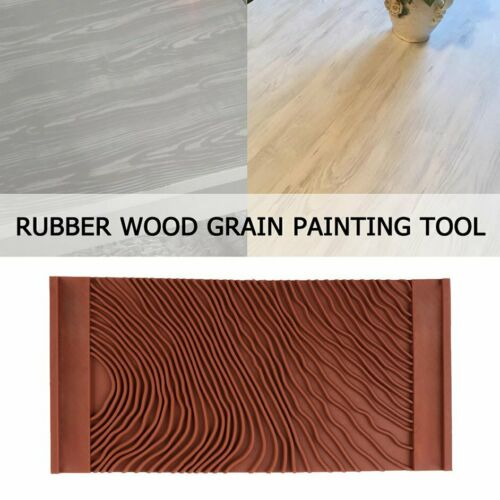 ZZ0035 flaky brown wood grain brush wall imitation pattern hand tool#^