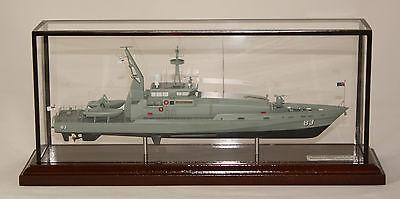 HMAS ARMIDALE II RAN ARMIDALE CLASS PATROL BOAT DETAILED PRECISION BUILT MODEL