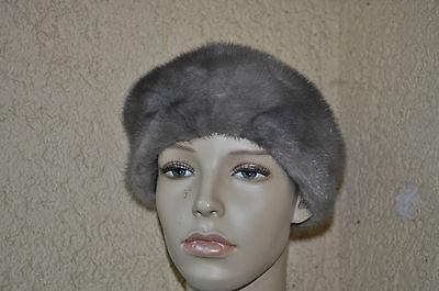 Alte Pelz Mütze / Hut Nr.1 Schnelle WäRmeableitung
