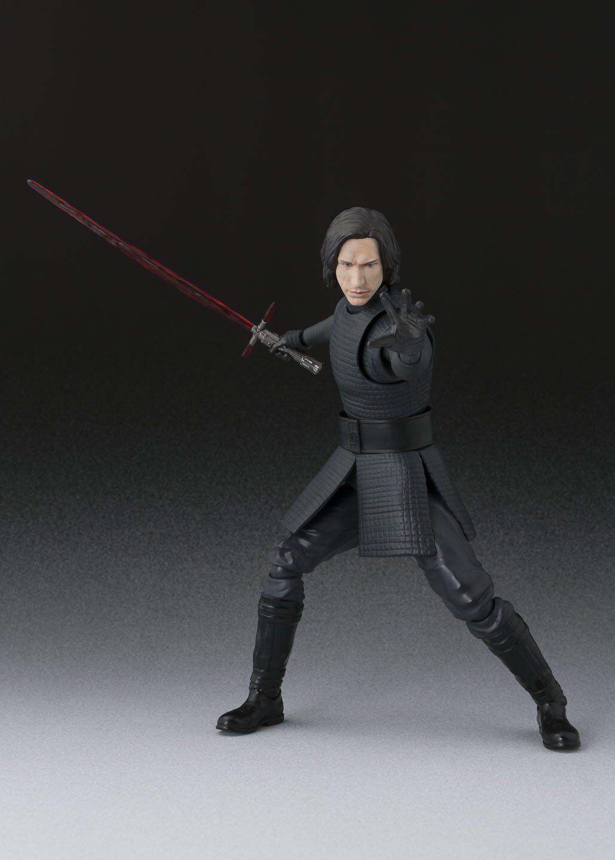Bandai S.H.Figuarts S.H.Figuarts S.H.Figuarts Star Wars Kylo Ren The Last Jedi Japan version e6a801