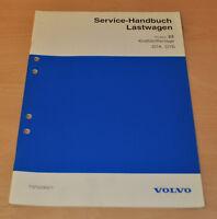 Volvo D7A D7B Kraftstoffanlage  LKW Lastwagen Truck Werkstatthandbuch