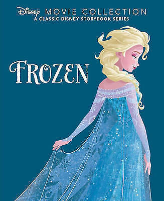 1 of 1 - Disney Movie Collection Frozen, Very Good Books