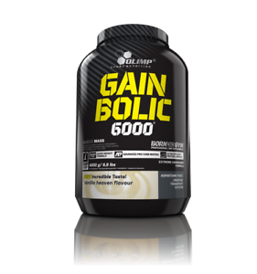 OLIMP GAIN  BOLIC 6000 3x 1kg powder predein muscle mass gainer BCAA  fishional store for sale