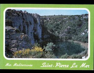 NARBONNE-PLAGE-SAINT-PIERRE-la-MER-11-L-039-OEIL-DOUX-en-1989