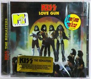 KISS CD - REMASTERED - LOVE GUN - 1997 - KISS MERCHANDISE - C191901