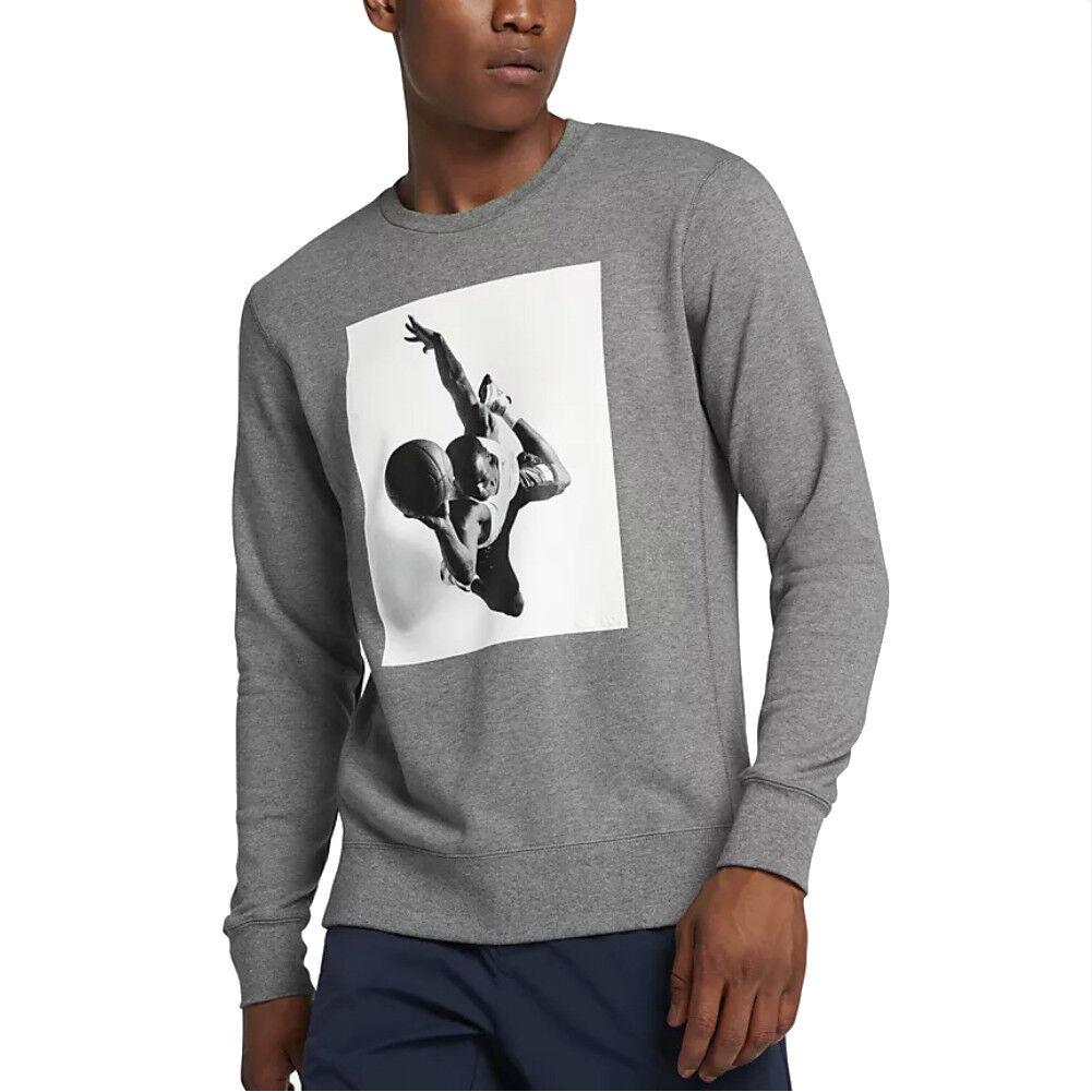 Sweatshirt Jordan Sportswear Flight Lite Grau Code 860348-091