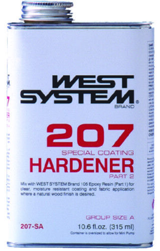 Stiefel Marine West System Special Special System Klar Härter Part 2 10.6 Fl. Ounce 207SA 9c6f5b
